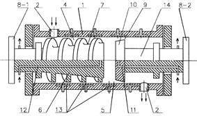 Описание: Рисунки патента 2173634 - Способ получения порошка из полимерного материала и устройство для его осуществления (варианты)