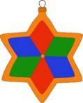цветная игрушка