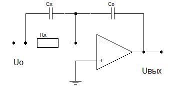 Описание: D:\all\Study\Сопротивление\Диплом\Презентация\схемы\интегратор с С.GIF