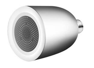 LED-лампа с Bluetooth-динамиком. Модель PM-888