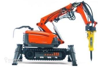 робот-строитель, робот-курьер, робот-погрузчик, Робот-помощник, робот-эксковатор, робот-сваебой, робот-кран, робот-столяр, робот-штукатурщик - Цикл статей Robots & Humans - Robotics