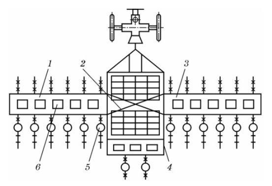 Овощная универсальная платформа ПОУ-2
