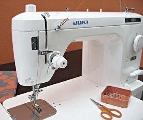 Швейные машины фирмы Juki