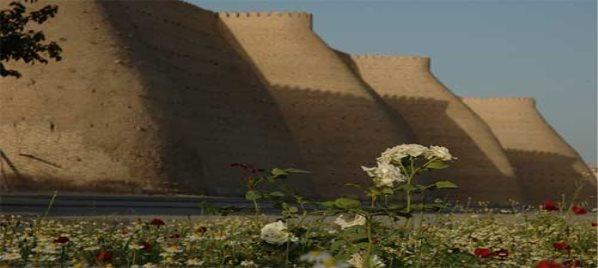 Эмирский замок Арк, Бухара