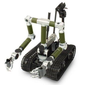 Ловкие руки робота манипулятора HDT МК2