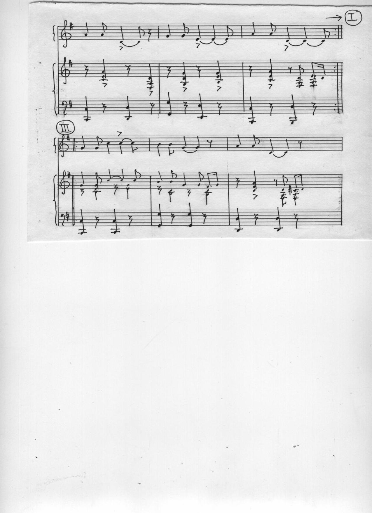 ноты для синтезатора современных песен цифрами