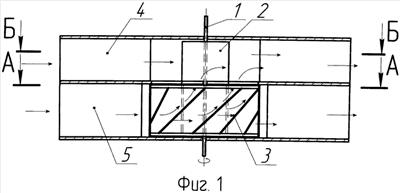 ветродвигатель, патент № 2497021