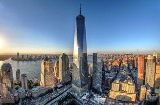 Небоскреб One WTC, арх. Даниэль Либескинд, SOM, фото Michael Mahesh