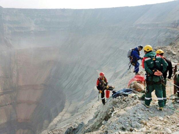 Картинки по запросу спасатели на руднике мир