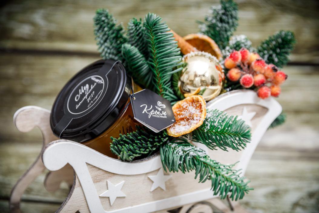 Пять причин подарить мёд на новогодние праздники