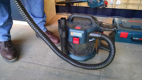 Система пылеудаления Бош