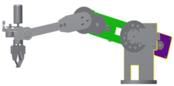 Картинки по запросу робот манипулятор чертежи