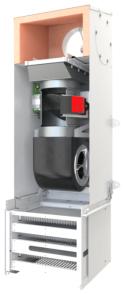 Вентиляционная установка Minibox Home-350 Zentec