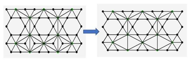 Преобразование топологического примитива № 3 (результат работы программы)