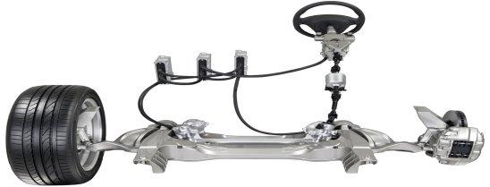 Механическое рулевое управление Infiniti Q50