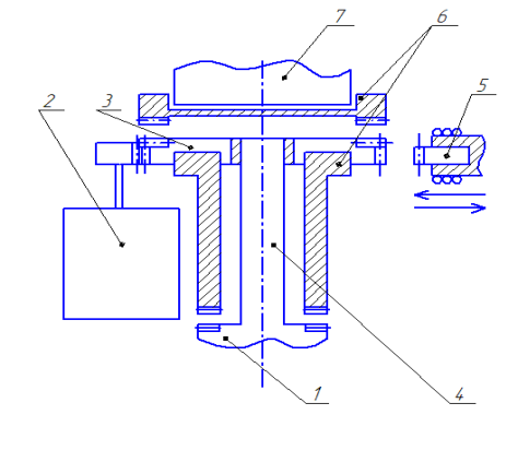 Детализированное изображение, с размещением новых узлов в рулевом управлении Infiniti Q50
