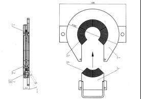 Обтиратор скважинный ОС-БТ-102–140/178