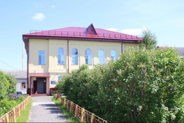 Последнее здание, бывшее постройкой Михайловского скита, 2020 г. Фото Евгения Бондарева