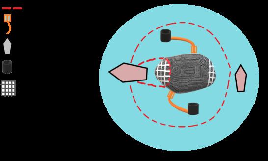 Схема для ликвидации муниципального загрязнения
