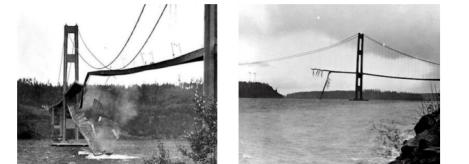 Крушение моста Тэкома — Нерроуз, 7 ноября 1940 год [1]