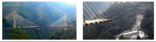 Крушение моста Чирохара, 15 января 2018 год [2]