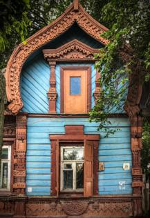 Усадьба Петра Михайловича Попова