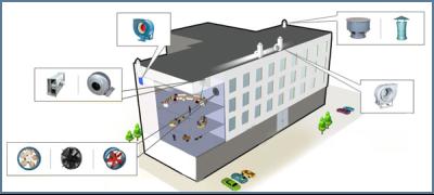 Схема вентиляции в больницах
