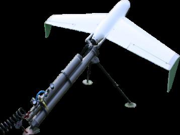 Летательный аппарат «DELTA-M»