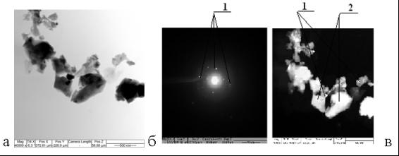 Микрофотографии состояния перегородок гранул с содержанием глины в шихте 25 % (х40000)