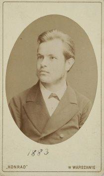 Винсент Лютославский (1883 год)