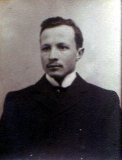 Юзеф Лютославский в Лондоне (1905 год)