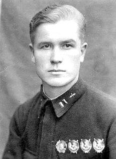 Егоров Пётр Дмитриевич.