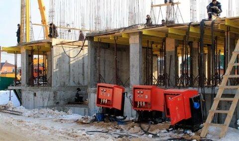 Трансформатор для прогрева бетона. выбираем лучший - Лед совет