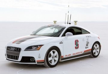 Технологии используемые в беспилотных автомобилях