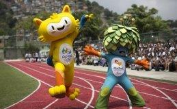 Талисманы Олимпиады-2016