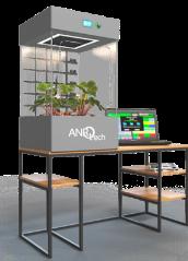 Цифровая биолаборатория по выращиванию растений, учебно-исследовательский комплекс ANRO EXPERT