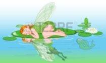 C:\Users\Мая\Desktop\29140274-Маленький-милый-Фея-спать-на-водяной-лилии-листьев.jpg