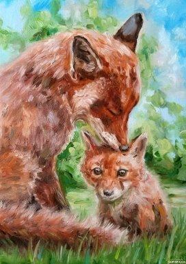 Картинки по запросу лиса картинка для детей