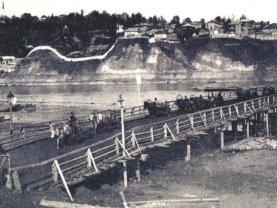 старый мост через Белую