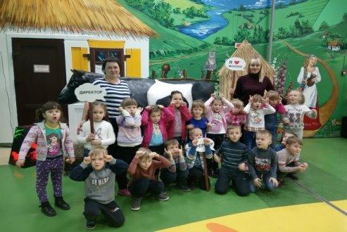 Социально-педагогическая адаптация через образовательные события в условиях детского сада
