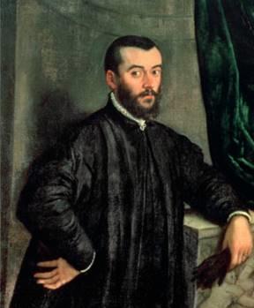 Описание: Portrait of Andrea Vesalius Giclee Print