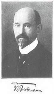 Корбиниан Бродманн биография, фото, истории - немецкий невролог, один из основателей учения о цитоархитектонике коры полушарий большого мозга