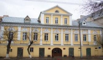 Дом прапорщицы Петровой (с 1902 г. купцов Беззубиковых). Северный фасад