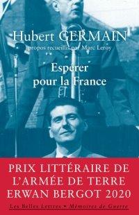 """Книга. Юбер Жермен и Марк Леруа (Marc Leroy), """"Надеяться за Францию"""" [12]"""
