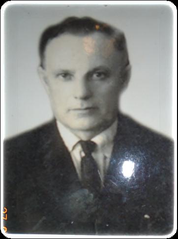 Николай Акимович Игнатюк, учитель истории, директор школы (1961–1965гг.)
