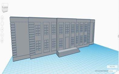 3D-модель церкви