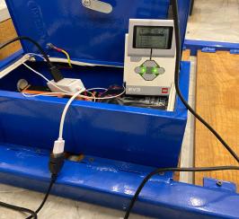 Тестирование электрической цепи