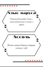 Примеры дизайна карт
