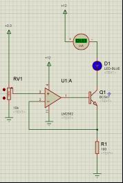 Источник тока управляемый напряжением