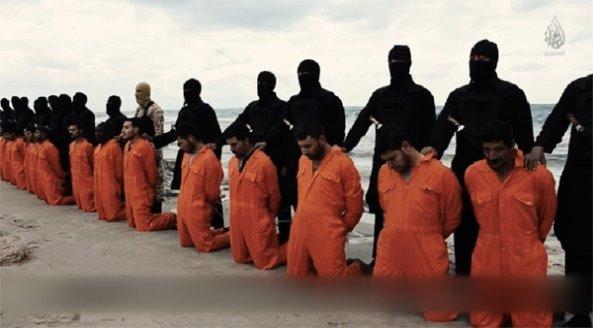 ИГИЛ: казнь христиан